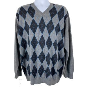 Greg Norman Argyle Golf Sweater Kapala Resort Logo